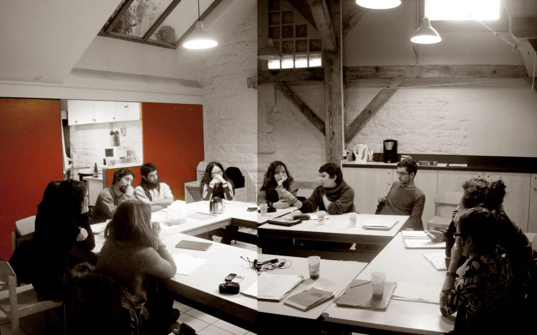 Formation de la session 23 – sessions thématiques ouvertes, le programme !