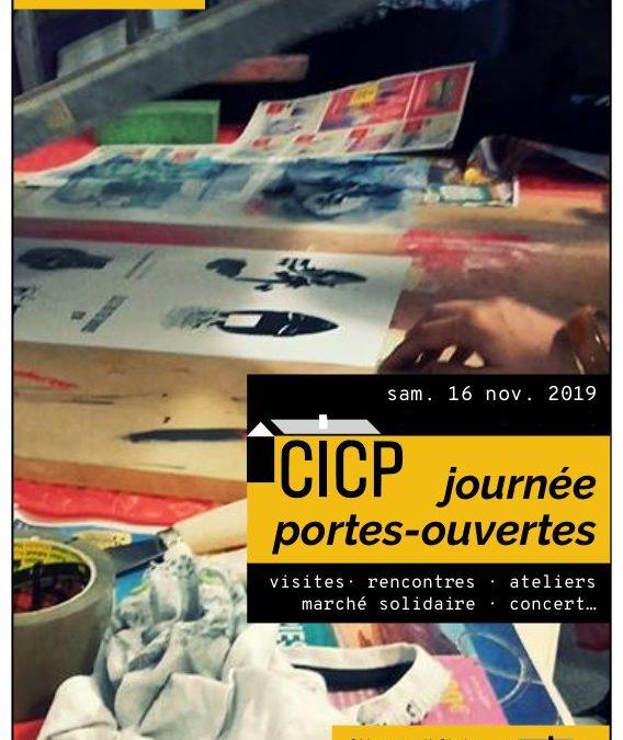 Portes-ouvertes du CICP samedi 16 novembre