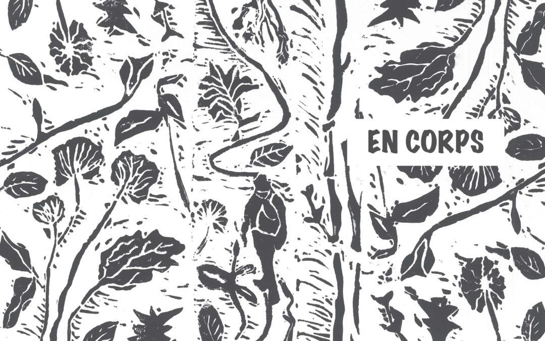 Livret «En Corps» – Vues d'Europe et d'Ailleurs nov 2019