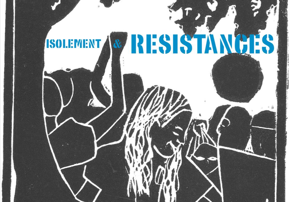 Livret « Isolement et Résistances» – Vues d'Europe et d'Ailleurs avril 2021