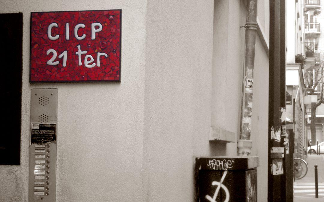 Offre de service civique à Paris pour le projet Intercoll